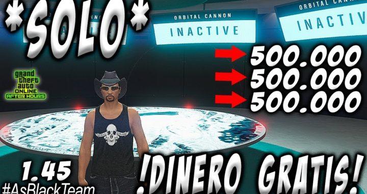 *NEW SOLO MONEY GLITCH* - SOLOS SIN AYUDA - GTA V - 500.000$ CADA 5 MINUTOS - SIN DUPLICAR