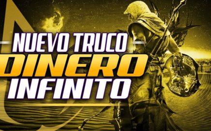 Nuevo Truco DINERO INFINITO - Assassin's Creed Origins Tutorial