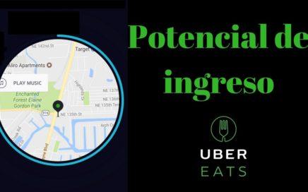 Potentiacial de ingreso en Uber Eats - Como Ganar Dinero Con Ubereats