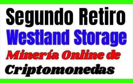 SEGUNDO RETIRO DE WESTLAND STORAGE Pagina De Mineria En La Nube De Criptomonedas