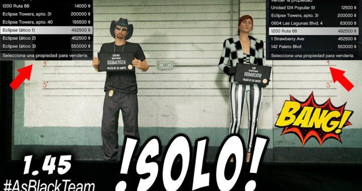 """*SIN AYUDA* - """"DINERO INFINITO"""" - GTA V - $1.500.000$ SIN LIMITE DIARIO VENTAS - SIN DUPLICAR"""