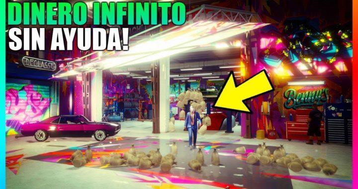 *SIN AYUDA* NUEVO TRUCAZO DINERO INFINITO! DUPLICAR TU DINERO! 1.44/1.45 | GTA ONLINE