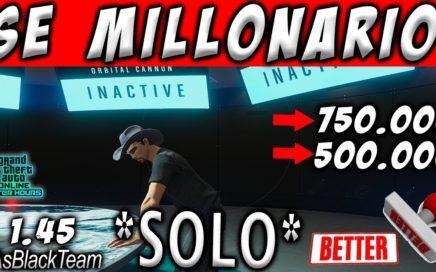 | SOLO MONEY GLITCH | - MILLONARIO EN GTA V - SIN AYUDA - | DINERO INFINITO | - EL MEJOR TRUCO