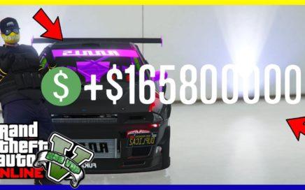 """*SOLO-SEMI* GANA $100.000.000 EN 1 DIA SUPER FACIL """"GTA V ONLINE"""" DINERO INFINITO"""
