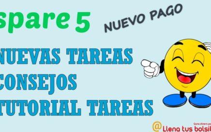 Spare5 - Nuevas tareas, pago, consejos y tutorial | Tareas remuneradas