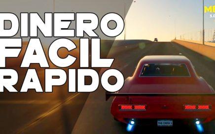 [THE CREW 2] DINERO FÁCIL Y RÁPIDO - STREET RACING - MEJORAR COCHES (parcheado leer descripción)