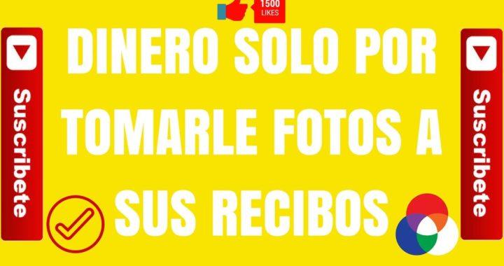 Top Gane Dinero Por Sus Factura - Solo Por Tomar Fotos