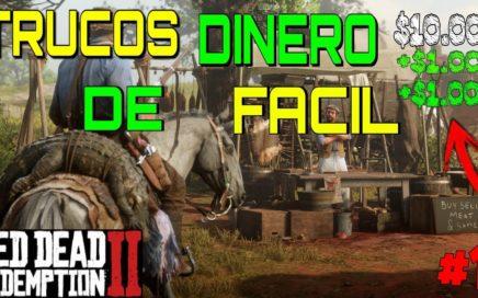 TRUCO DE DINERO EN RDR2 FACIL! | TRUCOS de CONSEGUIR DINERO EN RED DEAD REDEMPTION 2 #1 | RDR2
