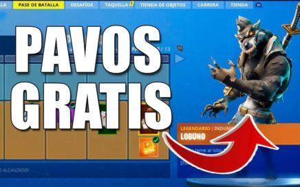 TRUCO PARA CONSEGUIR PAVOS GRATIS (V-BUCKS) EN FORTNITE TEMPORADA 6 2018 OCTUBRE