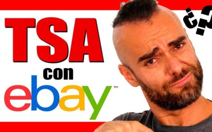 TSA con Ebay ¿FUNCIONA?