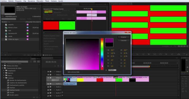 Tutorial Adobre Premiere 01. Gana dinero editando videos.