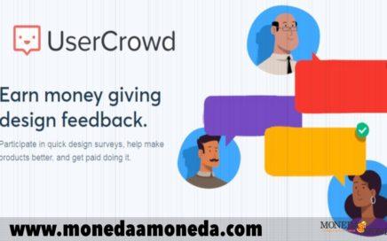 UserCrowd - Opina sobre el diseño de sitios web y gana dinero