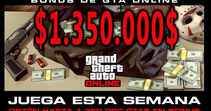 $1.350.000 Rockstar te regala este dinero por conectarte desde el 20 hasta el 27/11/2018