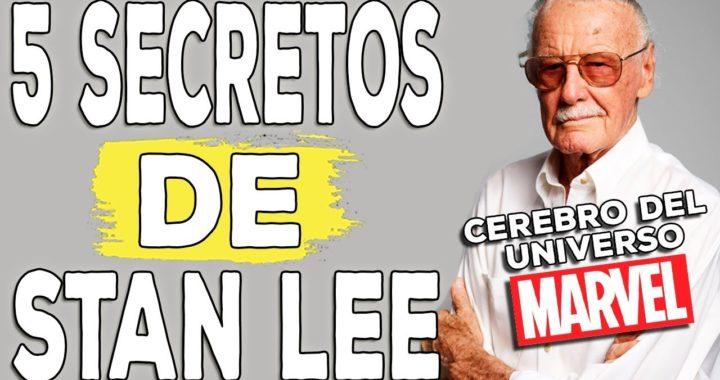 5 secretos de Stan Lee para triunfar en los negocios
