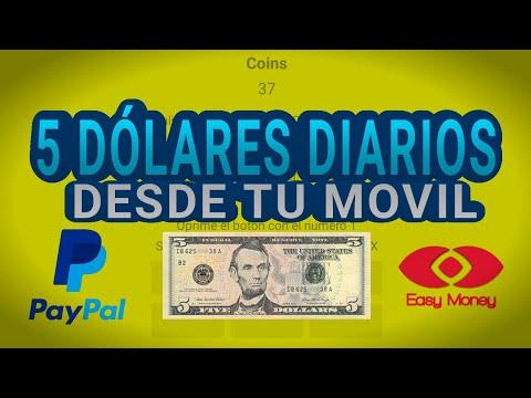 ¡Aplicacion Para Ganar Dinero Con El Celular Paypal! | 5 Dolares diarios Noviembre 2018