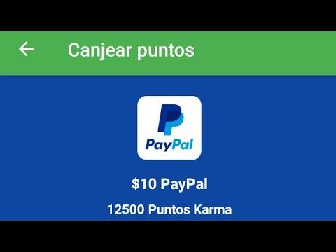 AppKarma: Gana dinero con la app Appkarma para PayPal / como ganar dinero con la app Appkarma