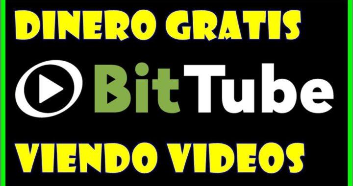 BITTUBE | QUE ES Y COMO FUNCIONA. COMO GANAR DINERO VIENDO VIDEOS. FREE BITCOIN