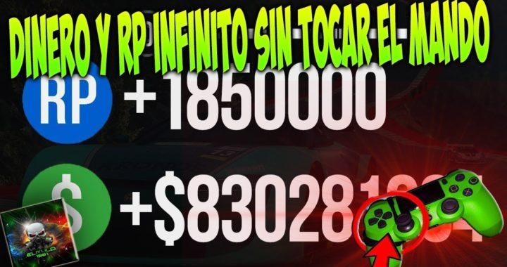 COMO GANAR 1.000.000 LEGAL AL DIA SIN ESFUERZO y sin riesgo GTA V ONLINE AFK MONEY Y RP INFINITA PS4
