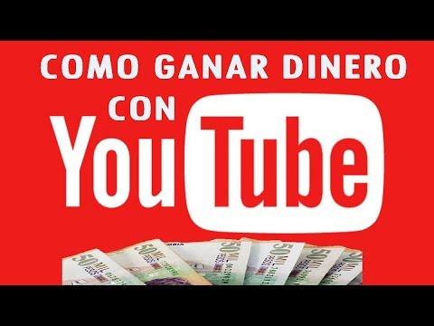 Como Ganar dinero con Youtube 2018 obtener ingresos subiendo Videos