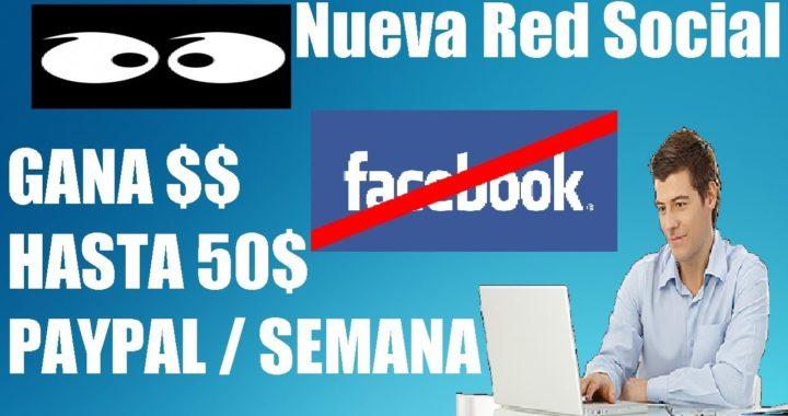COMO GANAR DINERO EN INTERNET | SIN INVERTIR Y A TU PAYPAL | [Red Social Woowtalk]