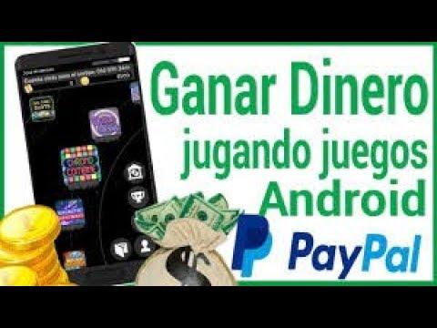 Como Ganar Dinero en PayPal Jugando Con Tu Celular - Gana Dinero Para PayPal facil