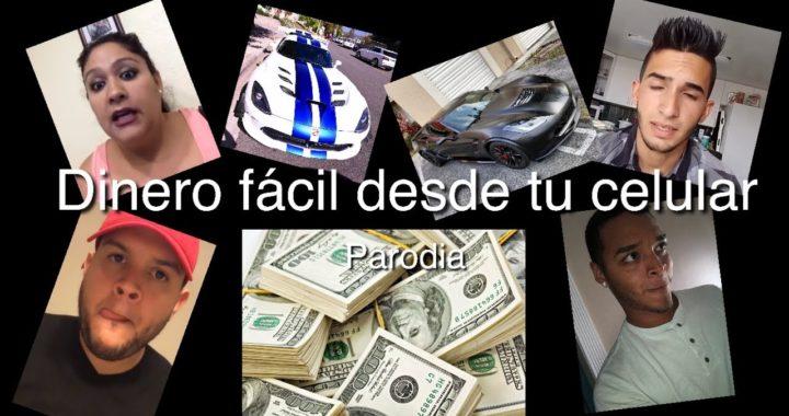 Como ganar dinero facil y en casa /Parodia / Billy Cruz