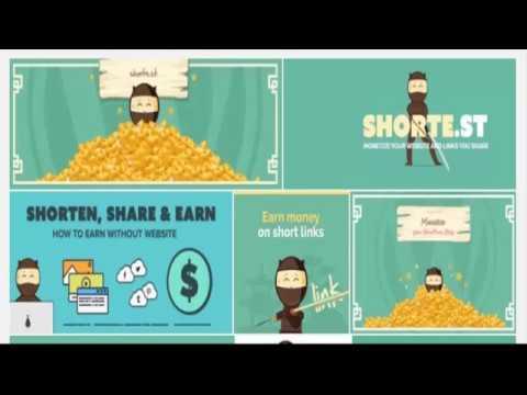 como ganar dinero para Paypal con shorte.st + bot automatico