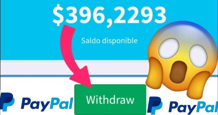 como ganar dinero para PayPal/hasta 30,00USD semanal 2018