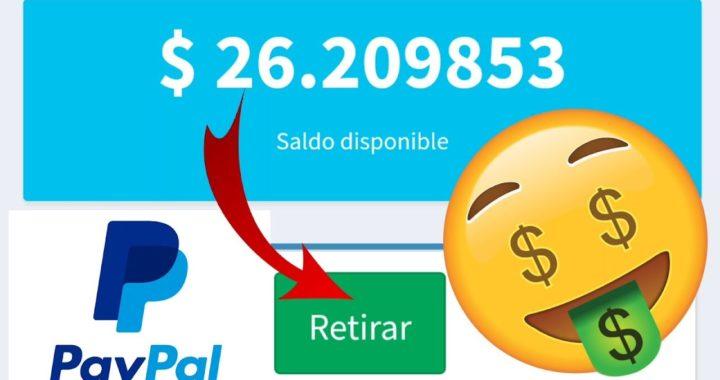 Como ganar dinero para Paypal | PARA NOVATOS 2018 y 2019 | ESPAÑOL