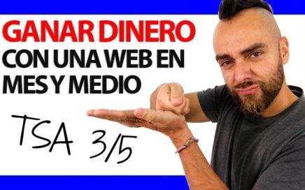 CÓMO GANAR DINERO POR INTERNET CON UN TSA (3/5) - #RomuTV Ep. 19