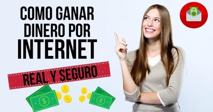 como ganar dinero por internet facil y rapido gratis