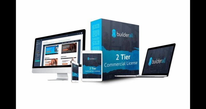 ¿Como Hacer Un a Pagina Web y Ganar Dinero or Internet Con BUILDERALL?