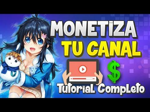 COMO MONETIZAR UN CANAL DE YOUTUBE / COMO GANAR DINERO EN YOUTUBE / CREAR CUENTA ADSENSE / MAYDROID