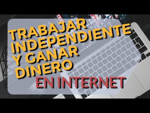 COMO TRABAJAR INDEPENDIENTE Y GANAR HOY MISMO EN INTERNET   Emprende World   Link de Registro