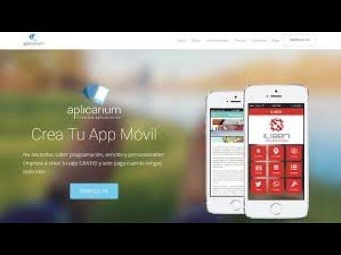 CREA TU PRIMERA APLICACIÓN FÁCIL  Con Thunkable En Español Y Gana Dinero Con Tus Apps.