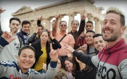 Crucero por Islas Griegas con Amigos Emprendedores | Gana Dinero Viajando con Incruises