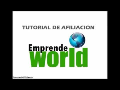 EmprendeWorld Registro Tutorial Paso a Paso - Gana Dinero con PayPal Noviembre 2018