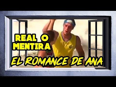 Es mentira el romance De Ana gonzalez y iulian El rumano Engaña a Ana por ser Tierno Exatlon