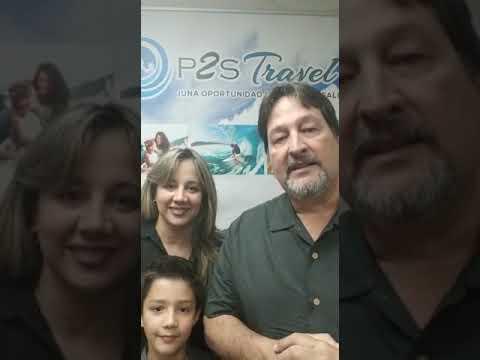 Familia P2S Gana  dinero Viajando