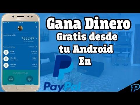 Gana Dinero Con Esta App Increíble (2018) 100% Funcional