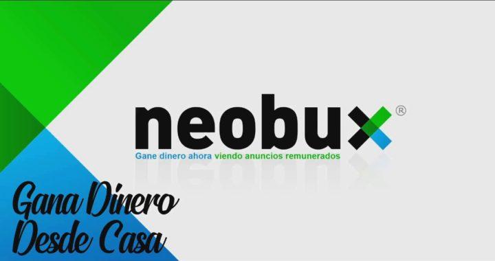 Gana Dinero Desde Tu Casa con Neobux + Mi Experiencia