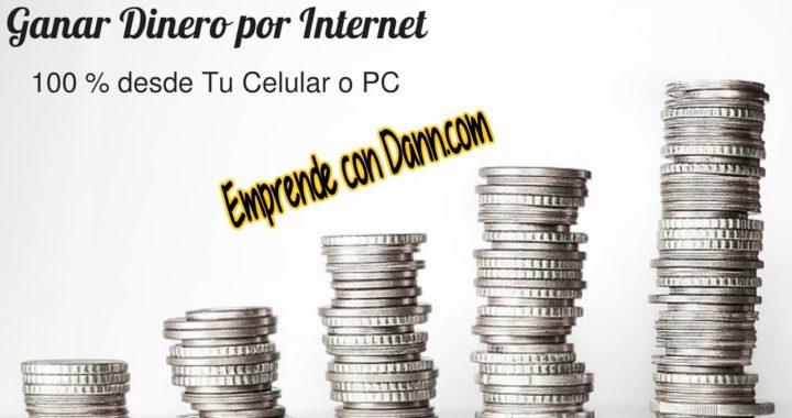Gana Dinero por Internet Parte 1 - Emprende con Dann
