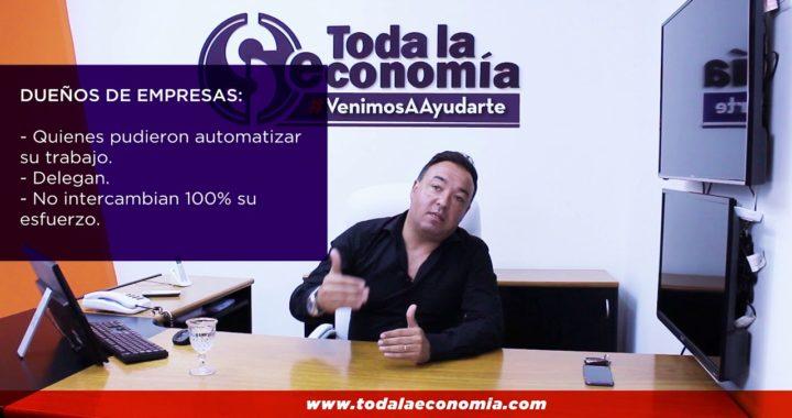 Ganá dinero sin vender tu tiempo / Ruben Granados