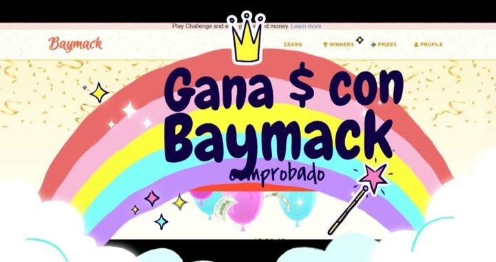 GANA DINERO VIENDO VIDEO DE YOUTUBE ! - Baymack