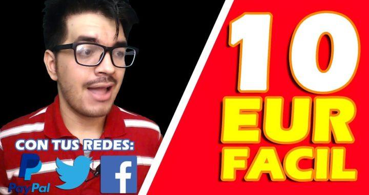 ¡Gana EUROS FÁCIL con esta pagina!