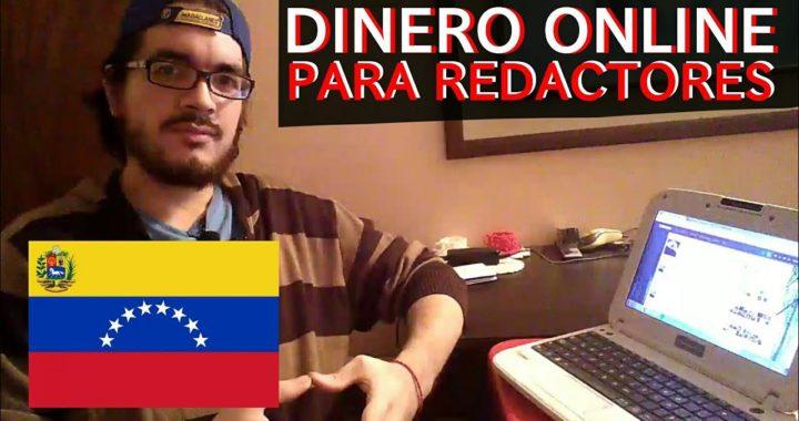 ¡GANA $ REDACTANDO ARTICULOS ONLINE!