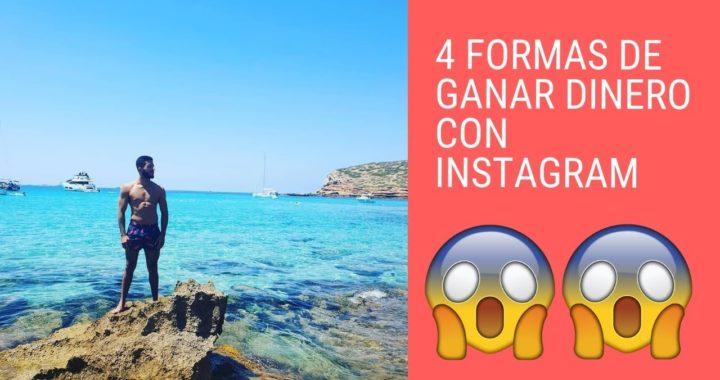 Ganar Dinero Con Instagram - 4 Formas Diferentes (rapido)