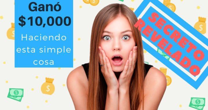 Ganar Dinero en Internet, sin invertir $10,000