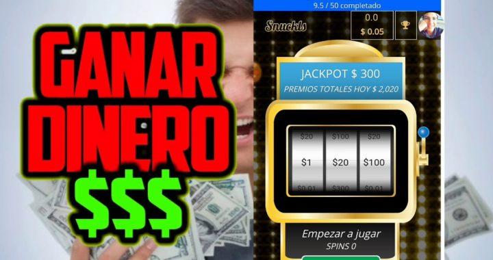 GANAR DINERO , EN MINUTOS Facil , La mejor Forma para Ganar Dinero por Internet
