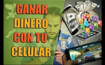 GANAR DINERO EN TU CELULAR ANDROID NUEVO METODO FACIL Y RAPIDO